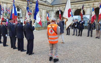 Commémoration du 75ème anniversaire de la libération de Fécamp