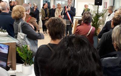 Inauguration d'une maison de services à Blangy sur Bresle