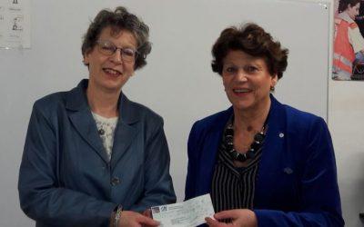 Le Zonta club et la Croix-Rouge de Dieppe unis pour la défense des femmes victimes de violences