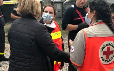 Interventions d'urgence au Havre et à St Jouin Bruneval