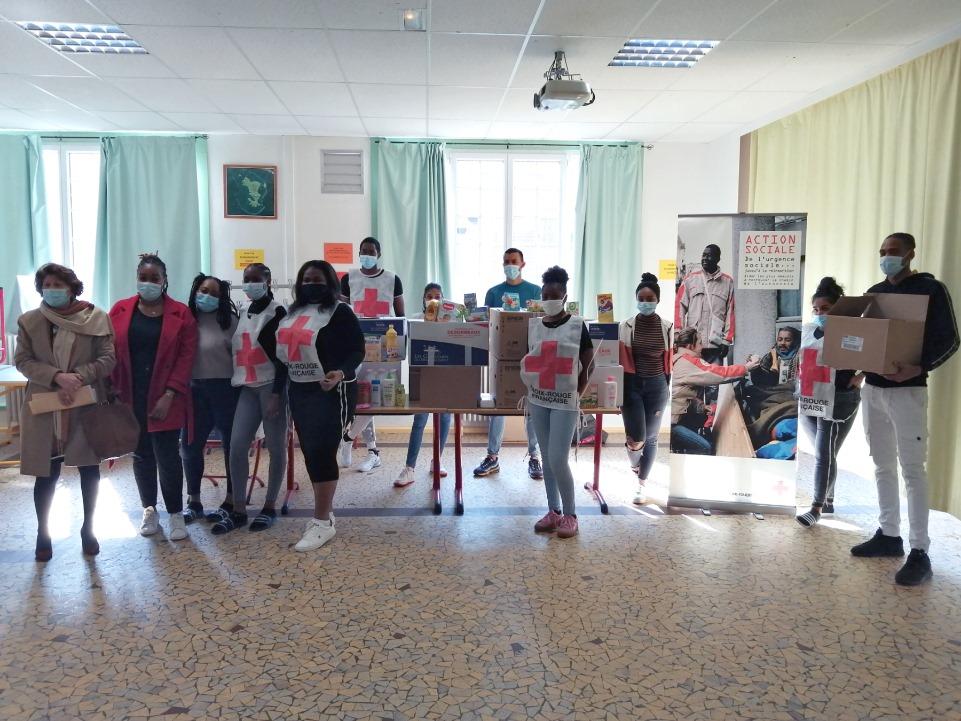 Dieppe IFCASS étudiants